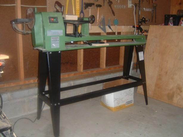 wood lathe jet