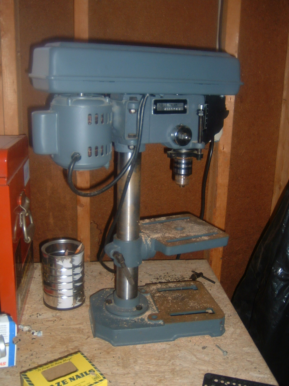 fine woodworking benchtop drill press review | Easy Woodworking ...